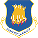 Logo: 22d Medical Group - McConnell Air Force Base